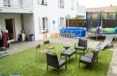 XIM139, Vente Appartement 3 pièces avec grande terrasse, loggia, cave et parking